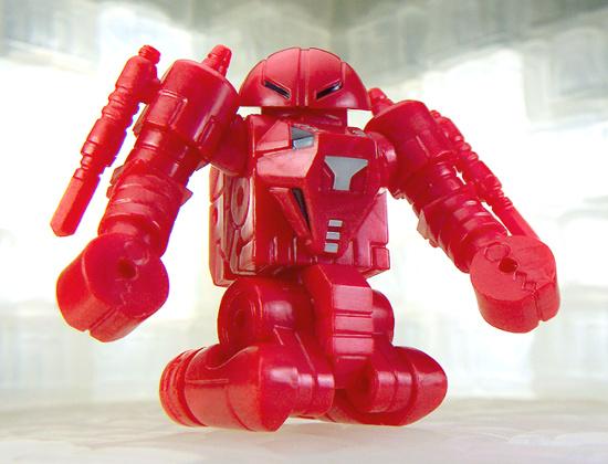 Toyfinity - New Robo Force Figures Tonight!