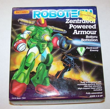 Zentraedi Powered Armor