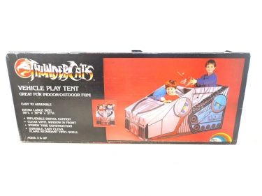 Vehicle Play Tent