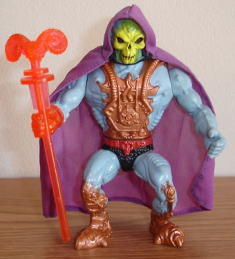 Laser Light Skeletor