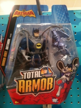 Shock-Suit Batman