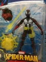 Sword Attack Black Costume Spider-Man