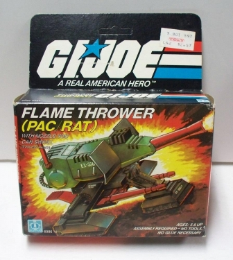 PAC/RAT -- Flame Thrower