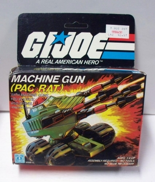 PAC/RAT -- Machine Gun