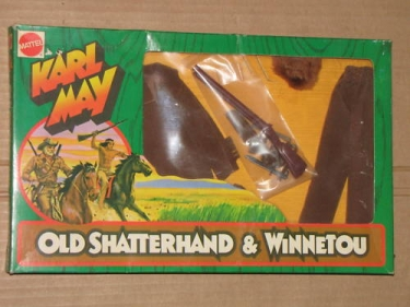 Old Shatterhand & Winnetou Scout Outfit