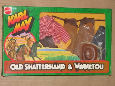 Old Shatterhand & Winnetou Cowboy Outfit