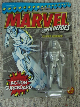 Silver Surfer (Action Surfboard)