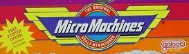 1989 - Micro Machines Sets