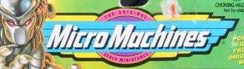 1996 - Micro Machines Sets