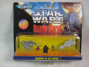 Shadows of the Empire Collection I